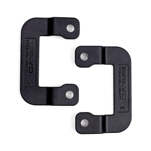 (1 Pair) Pancake Style Belt Loops 3.0 - Bravo Concealment