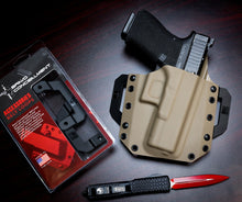 Pancake Style Belt Loops (1 pair) - Bravo Concealment