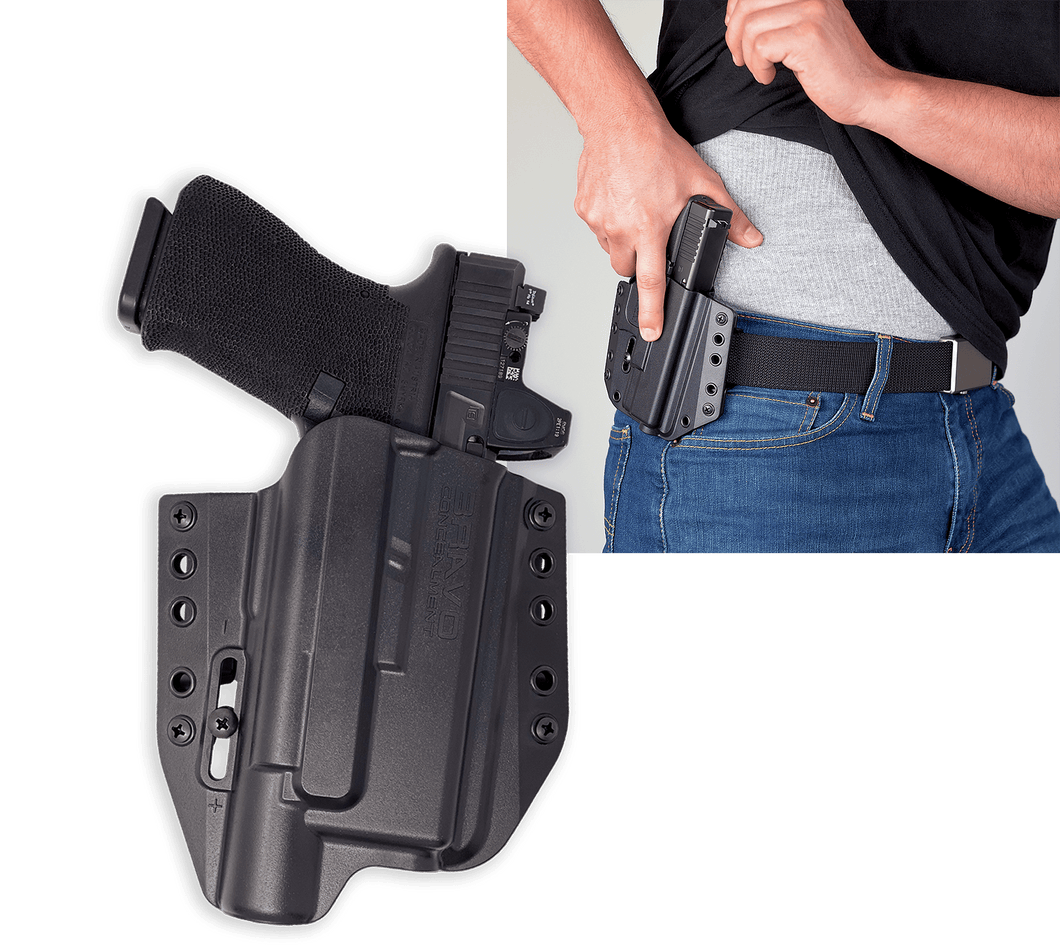 BCA Light Bearing 3.0 Gun Holster– Bravo Concealment