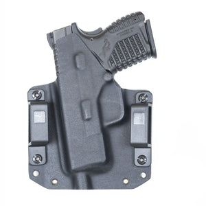 "Springfield XDS 3.3"" .45acp BCA OWB Kydex Gun Holster - Bravo Concealment"