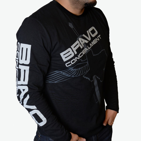 Bravo Concealment Long Sleeve Shirt Right Side Profile