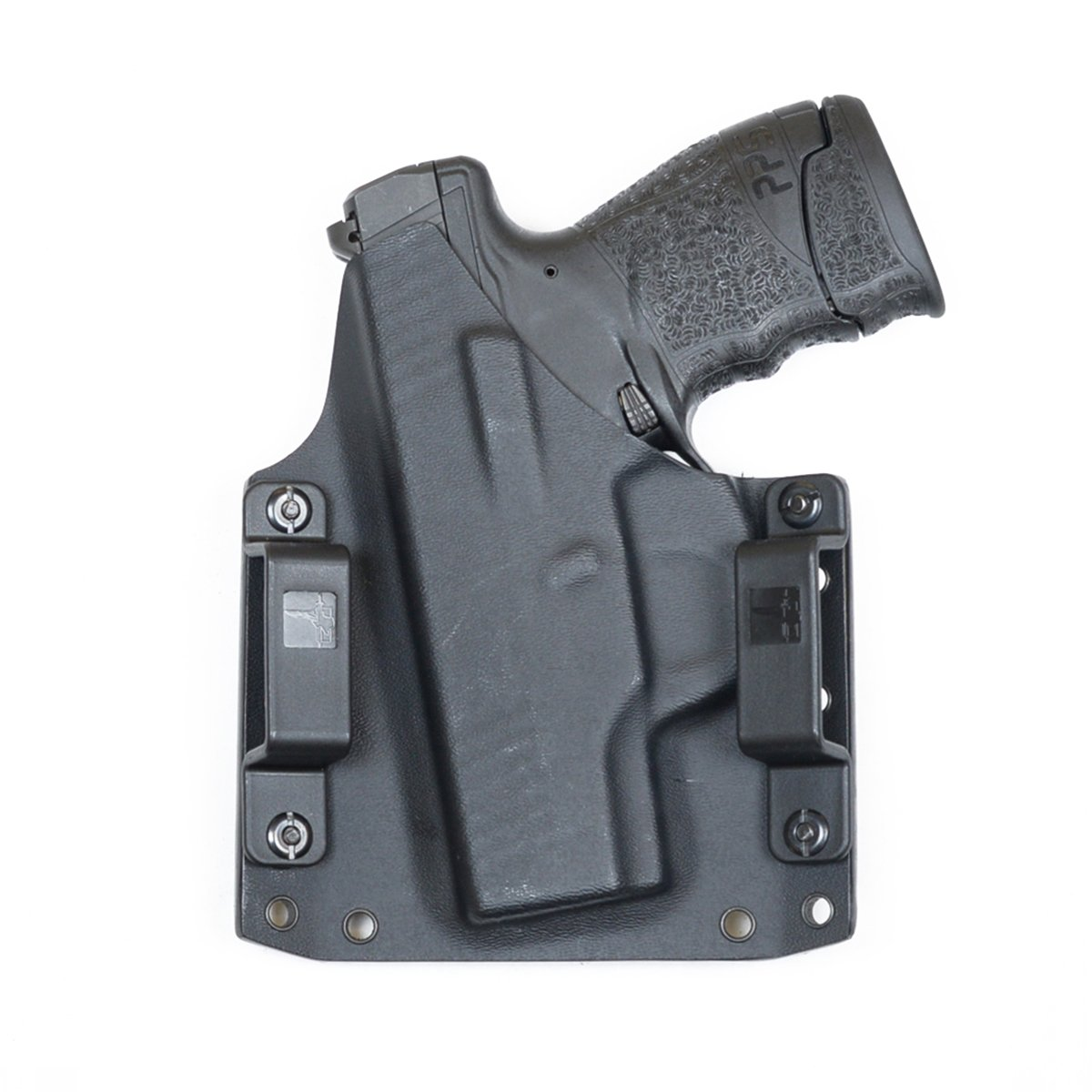 Walther PPS M2 OWB Kydex Gun Holster + Free Mag Pouch