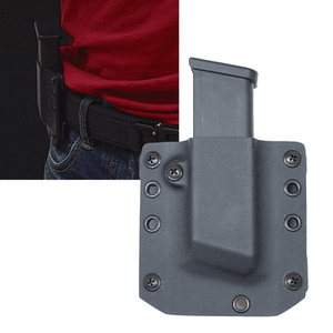 Kydex Magazine Pouch (Left Hand) - Bravo Concealment