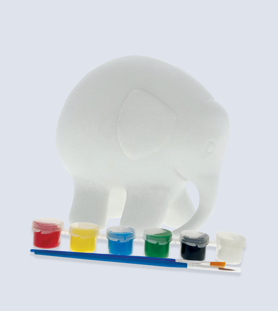 Paint Your Own Elmer