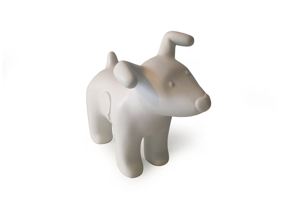 Paint Your Own Snowdog