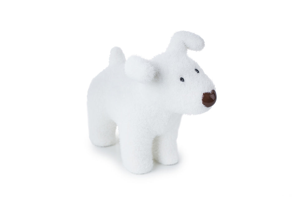 Snowdog Roodle