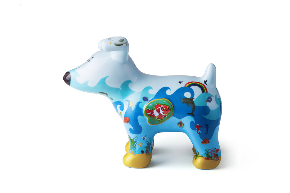 Snowdog Under the Sea