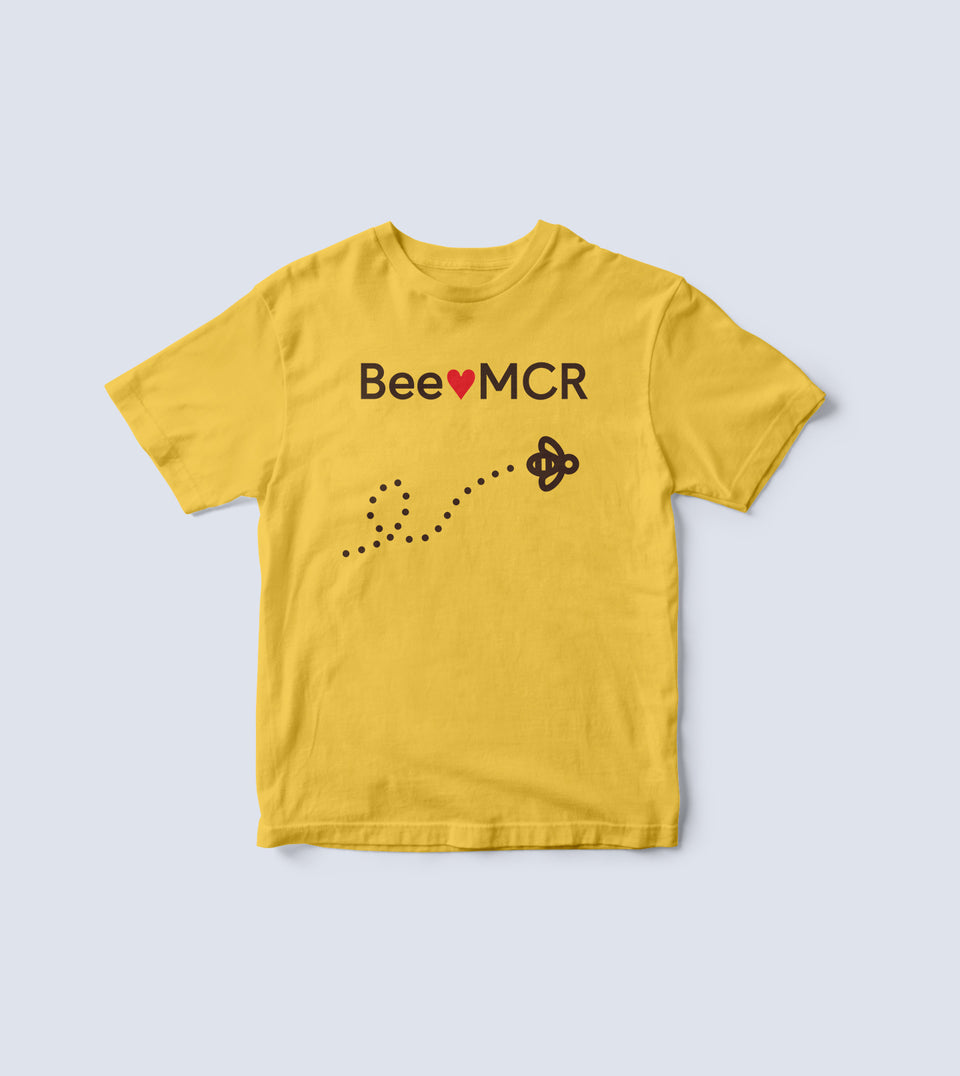 Bee in the City T-Shirt Men's