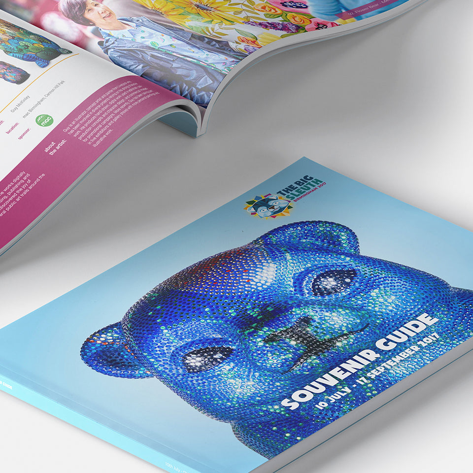 The Big Sleuth Souvenir Guide