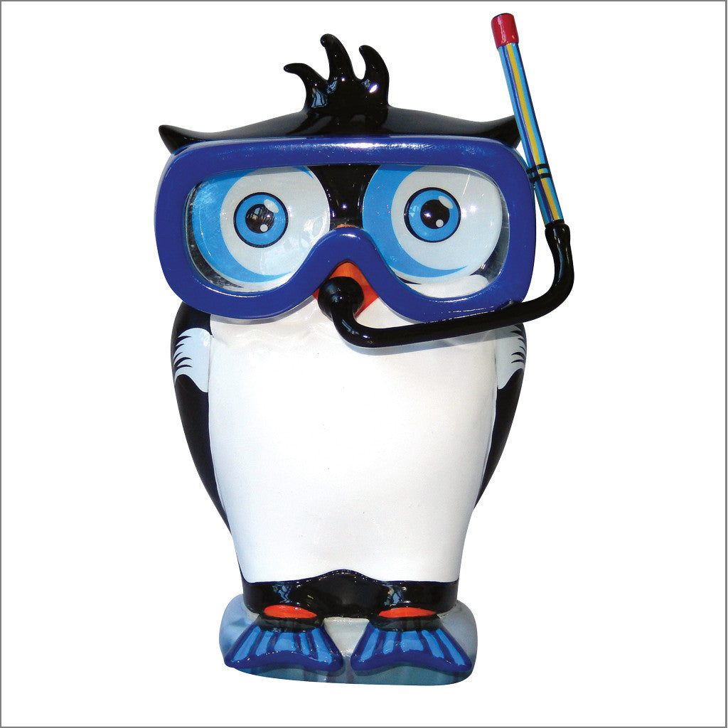 Alf the Penguin Owl