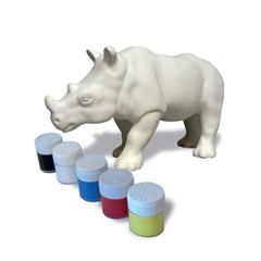 Paint Your Own Rhino kit - Go Rhinos