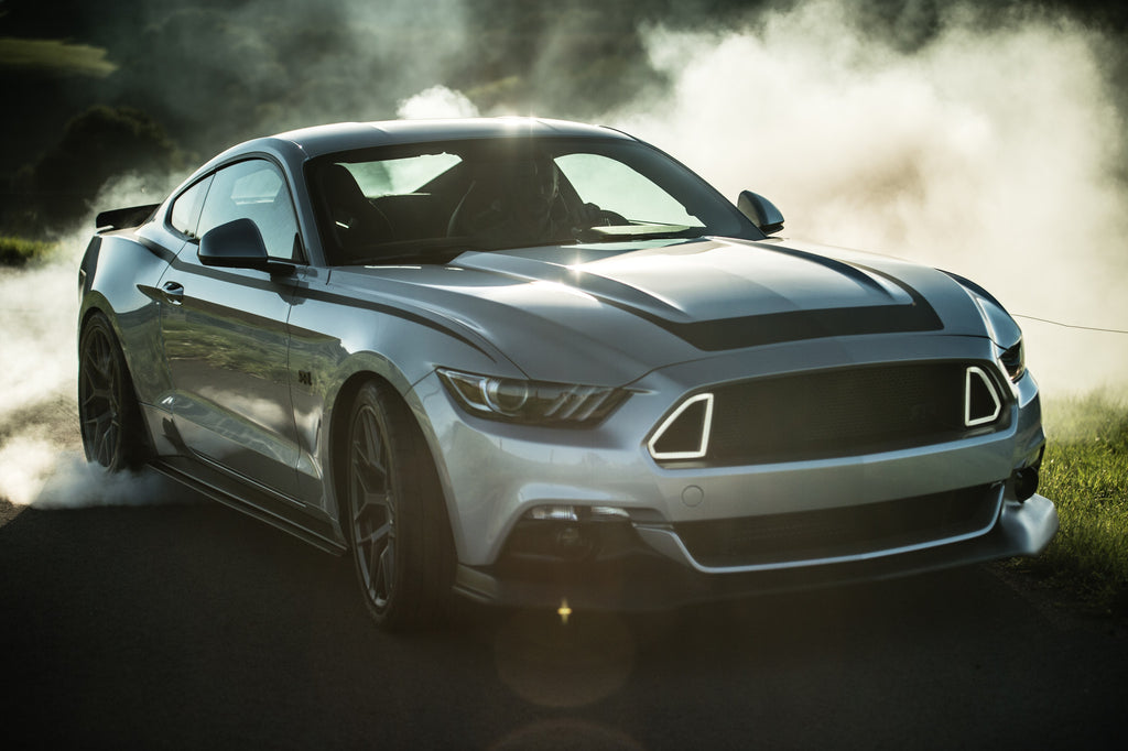 Mustang RTR and Vaughn Gittin Jr. Return to the St. Louis Autoshow