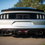 RTR REAR DIFFUSER (15-17 ALL) - Mustang RTR - 4