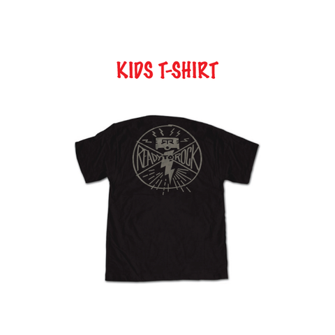 RTR Black Piston KIDS Tee Shirt