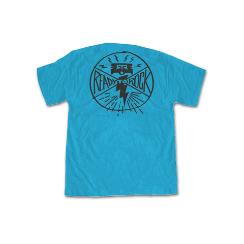 RTR Blue Piston Tee Shirt