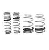 RTR Tactical Performance Lowering Springs - Coupe - Mustang RTR - 1