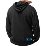 Mustang RTR Blue Logo Pullover Hoodie - Mustang RTR - 2
