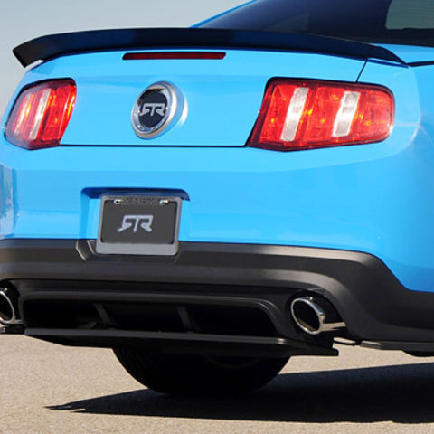 Rear 3pc Splitter Assembly - NO DIFFUSER - Mustang RTR - 4