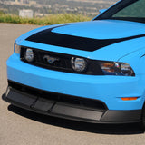 2010-2012 RTR Mustang Front Chin W/Splitter - Mustang RTR - 1