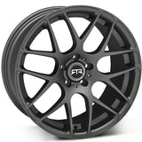Mustang RTR Wheel Matte Charcoal - Mustang RTR - 2
