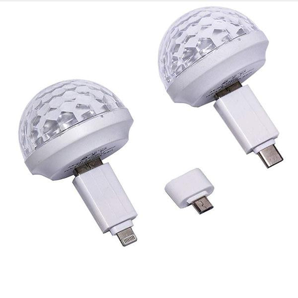 USB Mini Party Light