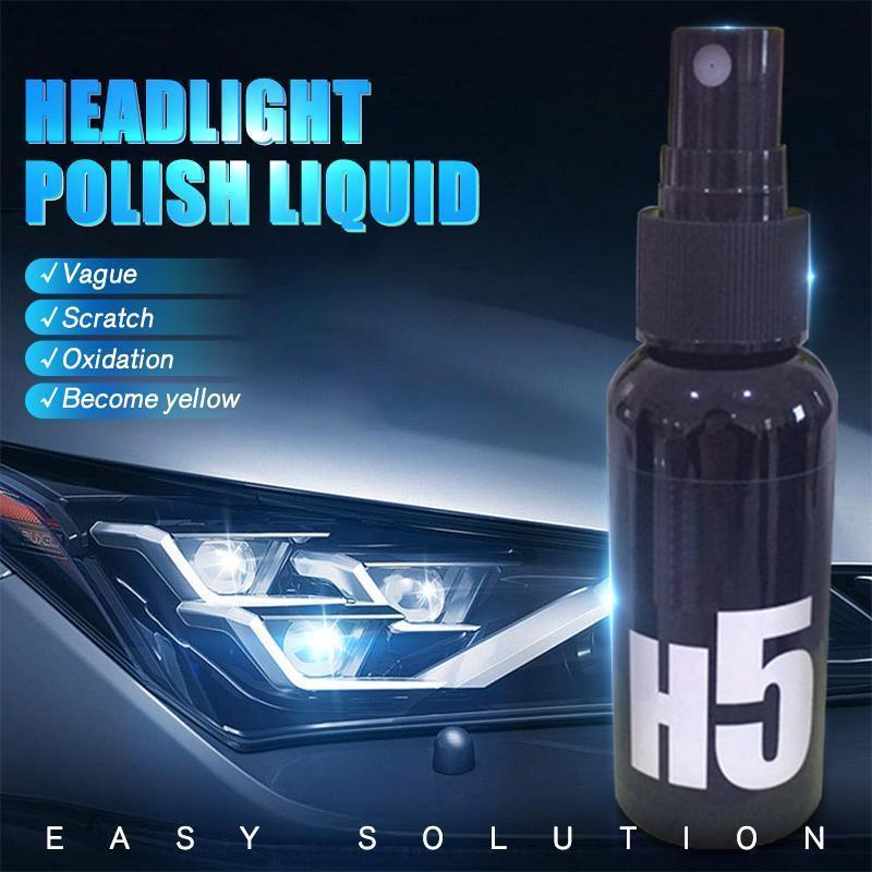 (Christmas Promotion-50%OFF)Car Headlight Repair Fluid