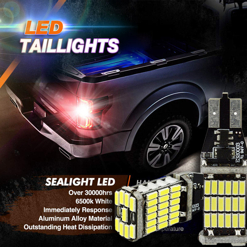 LED Taillights (Factory Outlet)