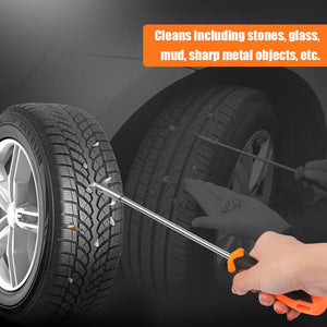Tire Cleaning Removing Stone Hooks