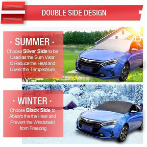 Magnetic Car Windshield Snow Cover
