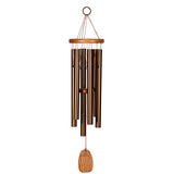 Memorial Wind Chime - Amazing Grace in Bronze