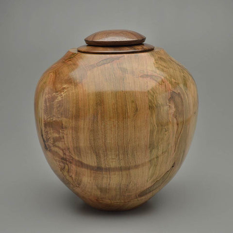 Craftsman Ambrosia Maple Urn