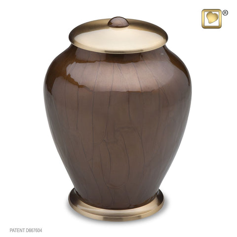 Simplicity™ Tall Urn in Bronze