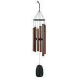 Bells of Paradise Wind Chime in Bronze