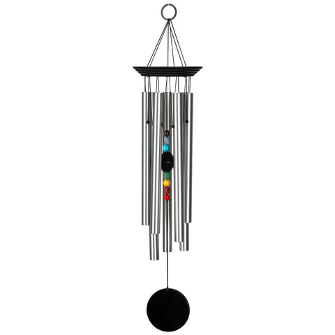 Memorial Wind Chime - Chakra in Black