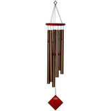 Memorial Wind Chime - Encore Chimes of Earth in Bronze