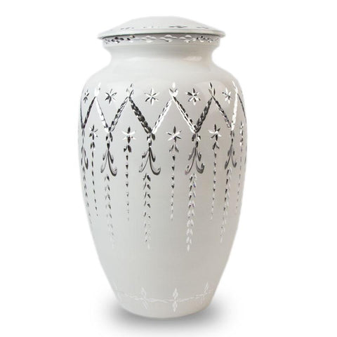 Garland Drop Cremation Urn