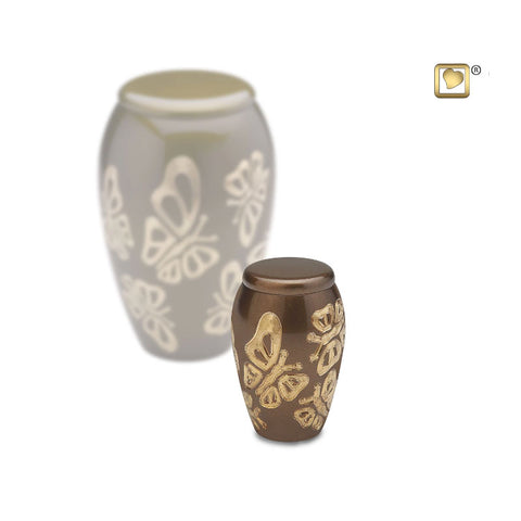 Butterflies™ Keepsake Cremation Urn
