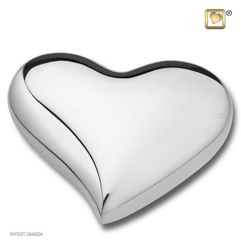 Heart Bright Cremation Keepsake