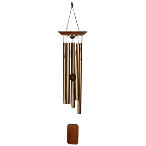 Large Memorial Wind Chime with Ash Keepsake - 36 inch