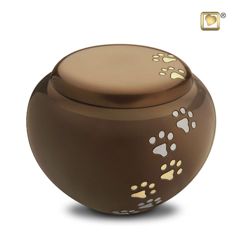 Bronze Cuddle™ Pet Urn - Large
