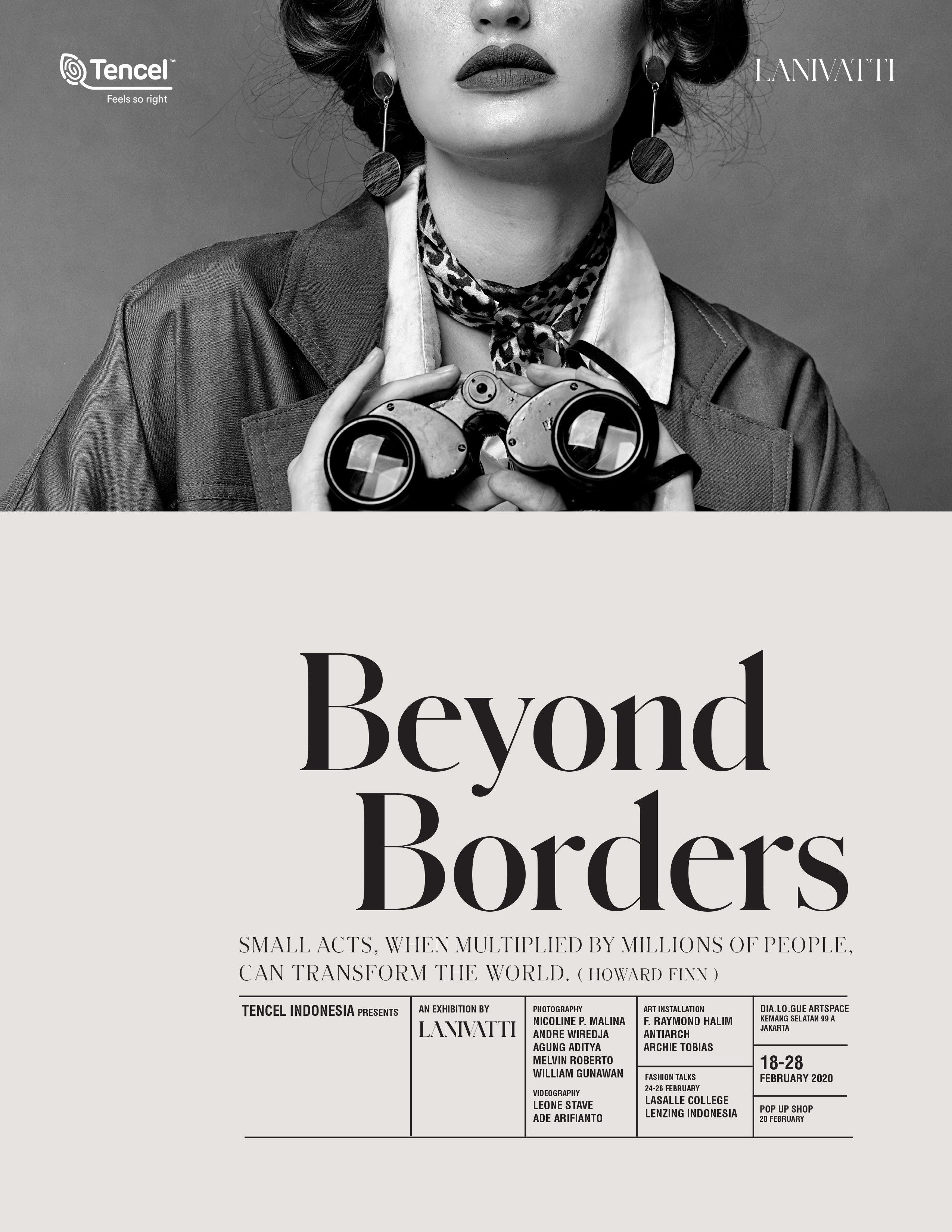 Beyond Borders: The Exhibition
