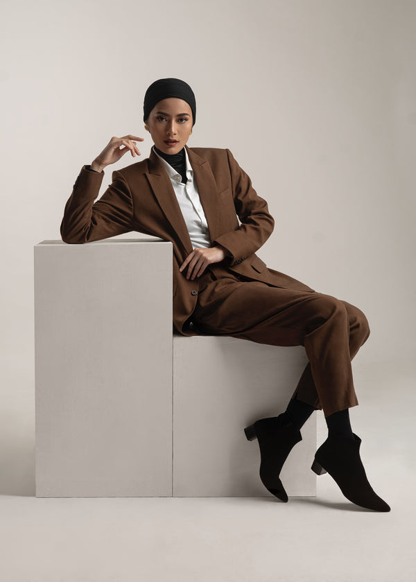 Lindbergh Suit (Brown)