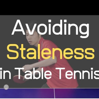 Avoiding Staleness in Table Tennis