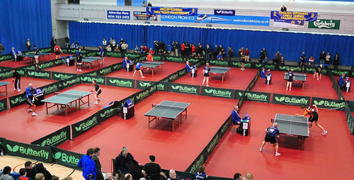 The Ultimate Guide to Table Tennis Rules in a Tournament