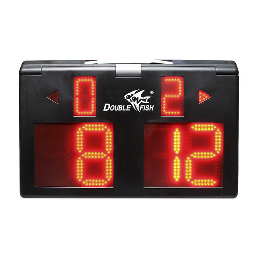 Double Fish Electronic Scoreboard