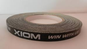Xiom Edge Tape Black