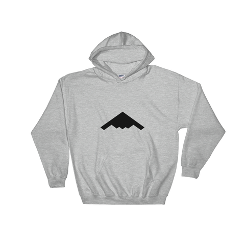 STEALTH Hooded Sweatshirt