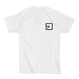 Revolution 2 (with small logo) White Short Sleeve T-Shirt - Catswag