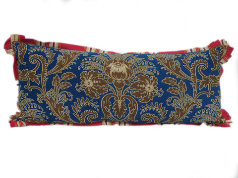 19th. Century French Fabric Pillow