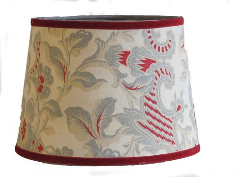 19th C. French Fabric Shade II